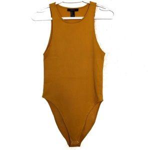 ⭐️3/$30 Basic ribbed knit Bodysuit. Size S.